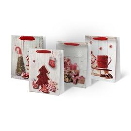 Kalėdinis dovanų maišelis, 26 x 10 x 32 cm