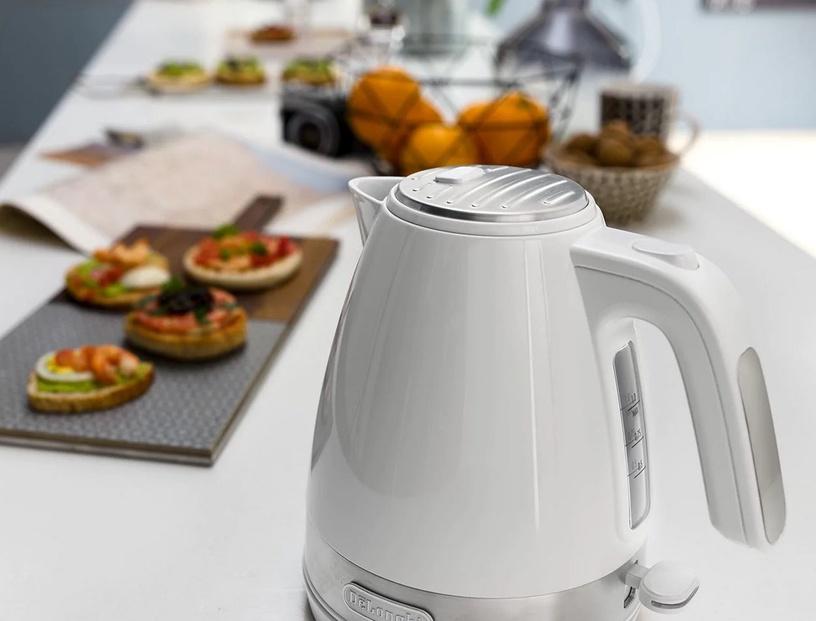 Электрический чайник De'Longhi Active Line KBLA2000, 1 л