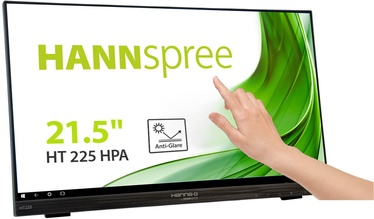 "Monitorius Hannspree HT 225 HPA, 21.5"", 7 ms"