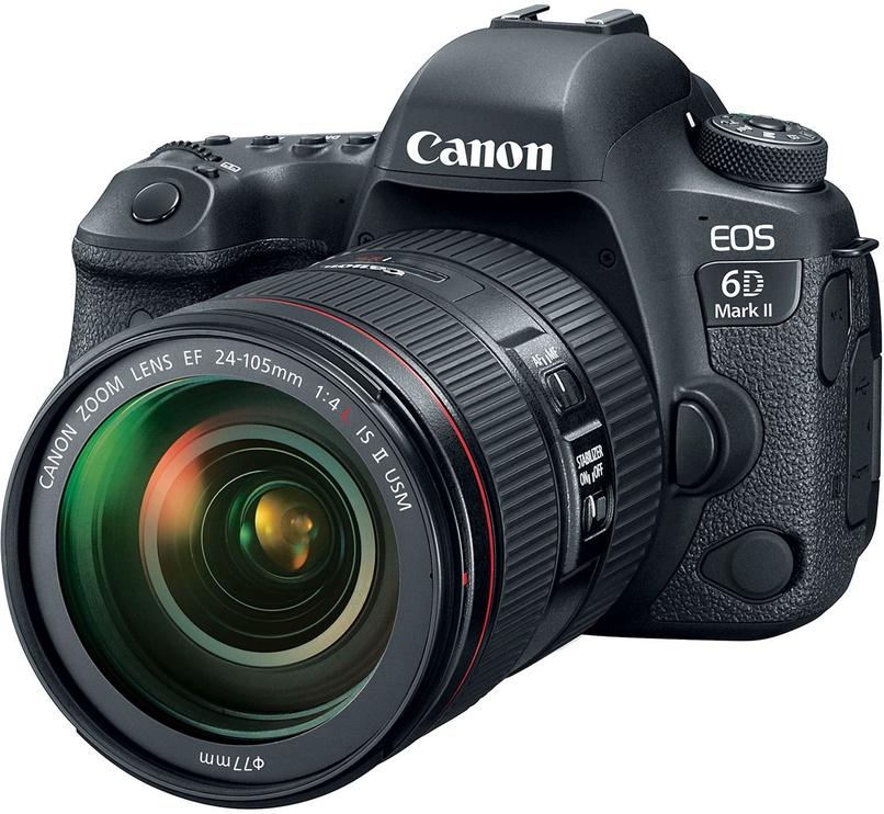 Canon EOS 6D Mark II + EF 24-105mm f/4L IS II USM