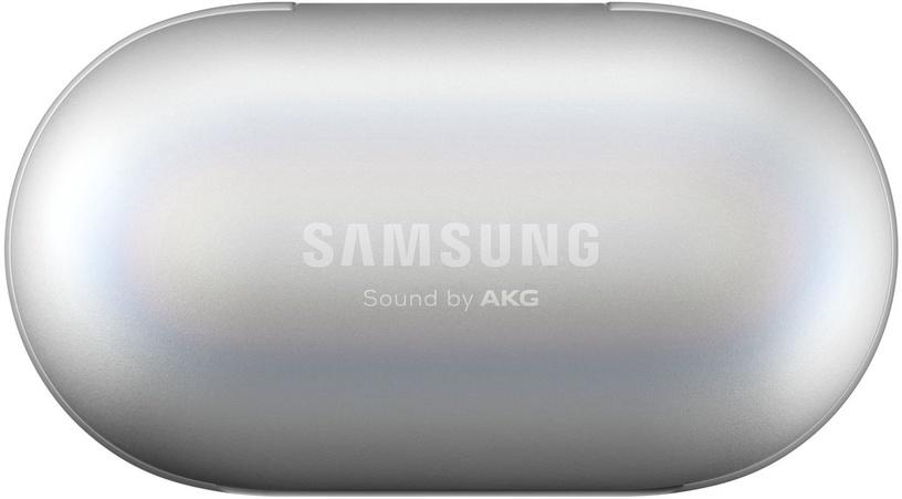 Ausinės Samsung Galaxy Buds SM-R170 Silver, belaidės