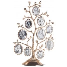 Poldom CK 530 Photo Frame Family Tree MN 10 Bronze