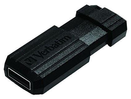 Verbatim PinStripe 64GB Black
