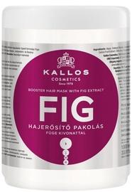 Kallos KJMN Fig Booster Mask 1000ml