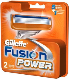 Gillette Fusion Power Blades 2pcs