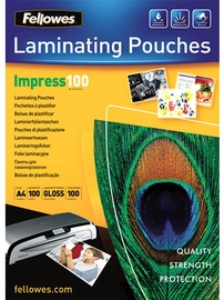 Fellowes Laminating Pouch 100 µ A4 100 pcs