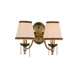 LAMPA SIENAS VERONA MB6131-2 2X40W E14 (DOMOLETTI)