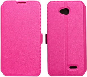 Telone Shine Book Case For Apple iPhone 7 Plus Pink