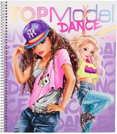 Piešimo rinkinys Depesche Colouring Book Top Model Dance