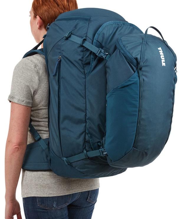Thule Landmark 70L Women's Backpack Majolica Blue