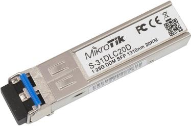MikroTik SFP 1.25GbE Transceiver 1310nm S-31DLC20D