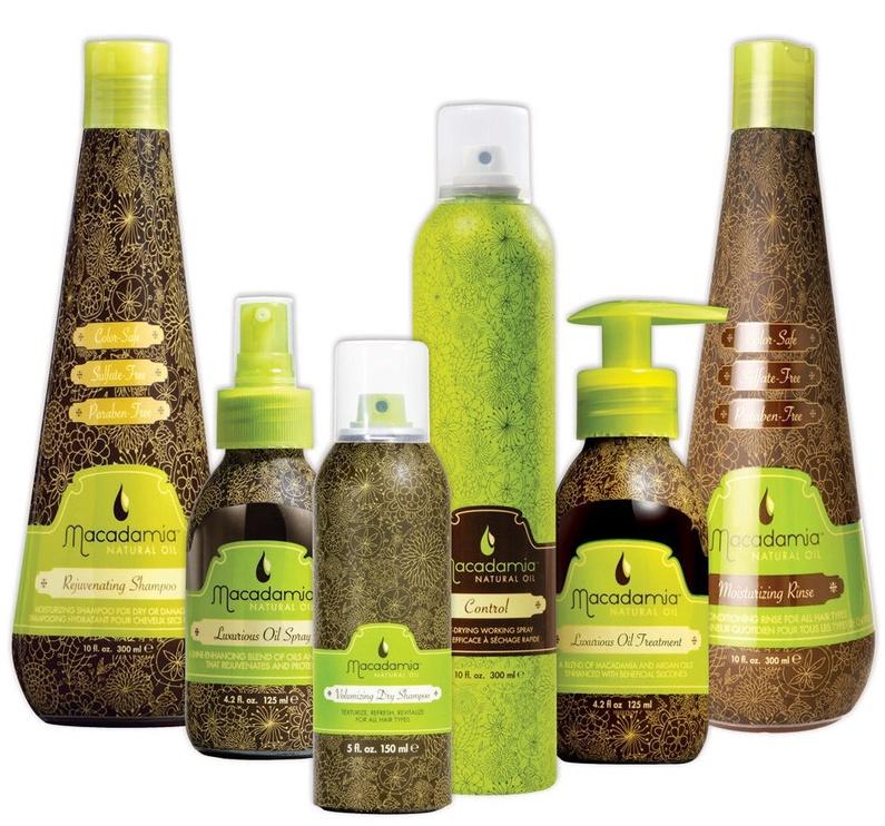 Šampūnas Macadamia Natural Oil Volumizing, 300 ml