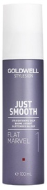 Matu losjons Goldwell Style Sign Just Smooth Flat Marvel Straightening Balm, 100 ml
