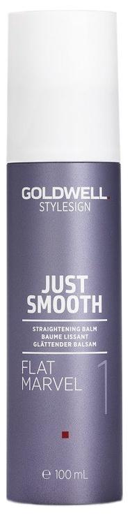 Matu losjons Goldwell Style Sign Just Smooth Flat Marvel Straightening Balm, 100 ml