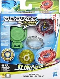 Hasbro Beyblade Burst Turbo Slingshock Rip Fire Pack E5831EU5