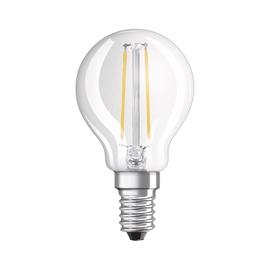 LED Osram P45, 1.6W, E14, 2700K, 136lm