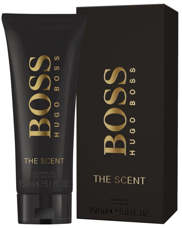 Hugo Boss The Scent 150ml Shower Gel