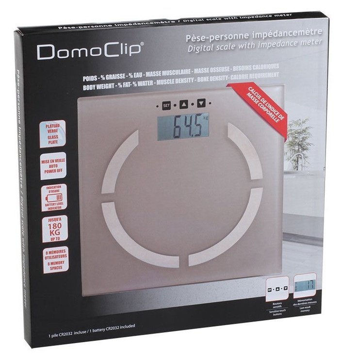 DomoClip DOM254T