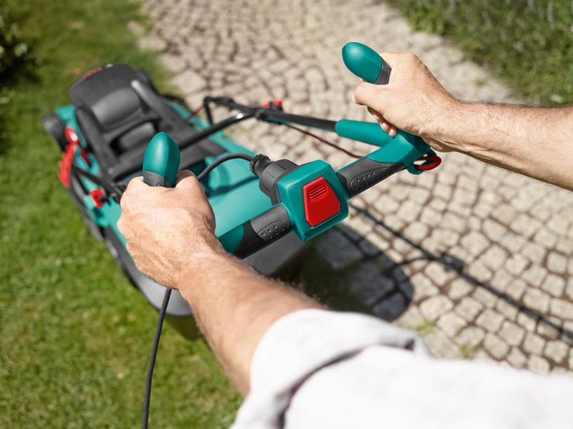 Zāles pļāvējs ar akumulatoru Bosch Rotak 37