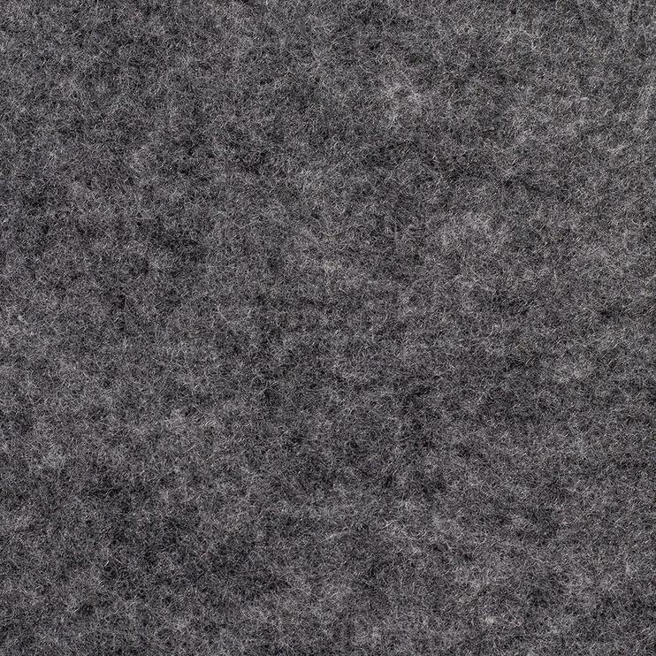 Кровать для животных Myanimaly Tipi Pet L, черный/серый, 1000x1000 мм