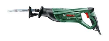 Tiesinis pjūklas Bosch Green PSA 700 E, 710 W
