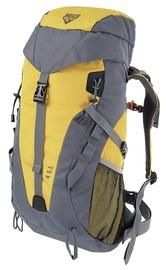 Bestway Pavillo Dura-Trek Travel Backpack Grey Yellow 68029