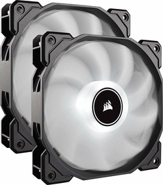 Corsair Air Series AF140 Fan White Dual Pack