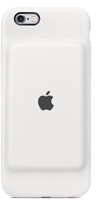 Apple Smart Battery Case For iPhone 6/6s White