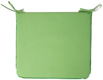 Krēslu spilveni Home4you Ohio Chair Cover 43x38cm Bright Green