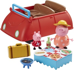 TM Toys Peppa Pig Peppas Big Red Car
