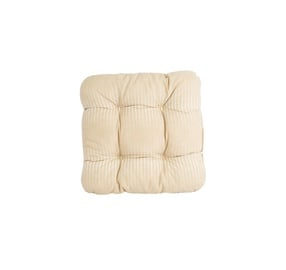 SN Outdoor Furniture Cushion 38x38x8cm Beige