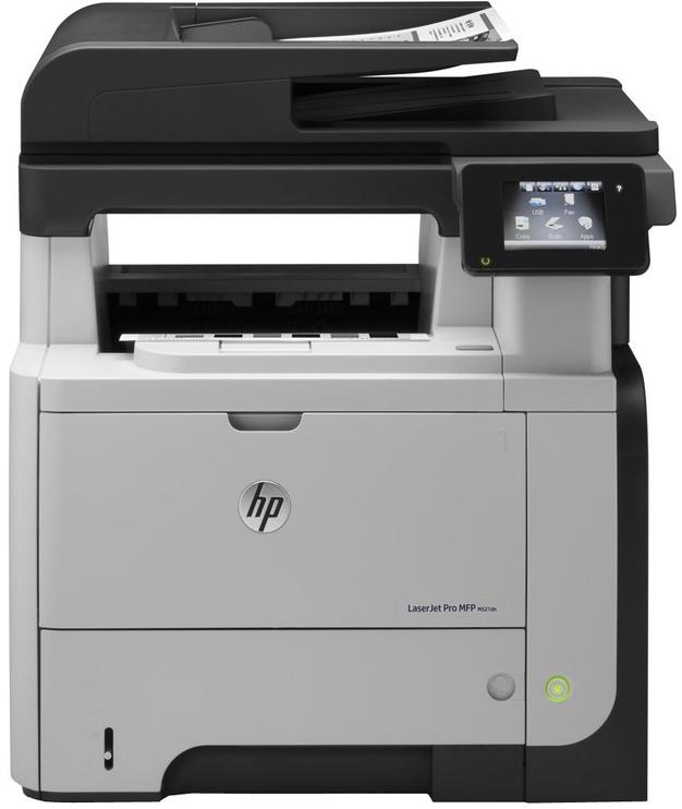 Daugiafunkcis spausdintuvas HP LaserJet Pro M521dn, lazerinis