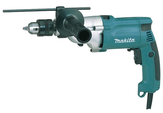 Elektrinis smūginis gręžtuvas Makita HP2050, 720 W