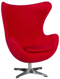 Home4you Armchair Grand Star Red
