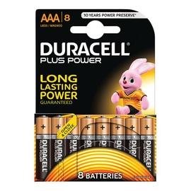 Elementai Duracell AAA/LR03, 8 vnt.
