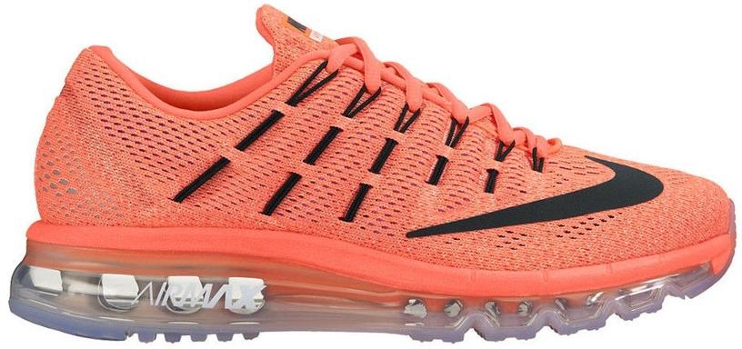 Nike Running Shoes Air Max 2016 806772-800 Orange 37.5