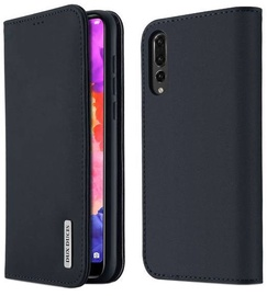 Dux Ducis Wish Bookcase For Huawei P20 Pro Blue