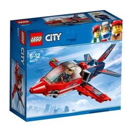 Konstruktorius LEGO City, Figūrinio skraidymo šventės reaktyvinis lėktuvas 60177