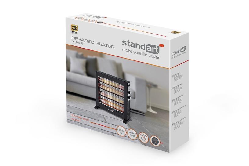 Инфракрасный обогреватель Standart LX-1602