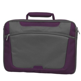 "Sumdex PON-301PL-1 15""-16"" Laptop Bag Violet"