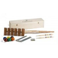 Londero Croquet Premium Set 6 Players Box