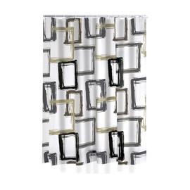 Vonios užuolaida Ridder Pattern 32388, 180 x 200 cm