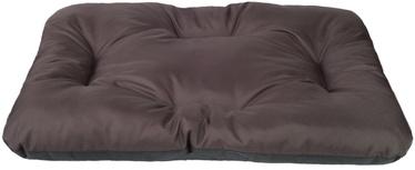 Amiplay Basic Rectangular Cushion XL 95x75x10cm Brown