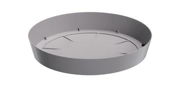 Paliktnis Prosperplast Lofy PPLF380; 38x6cm, pelēks