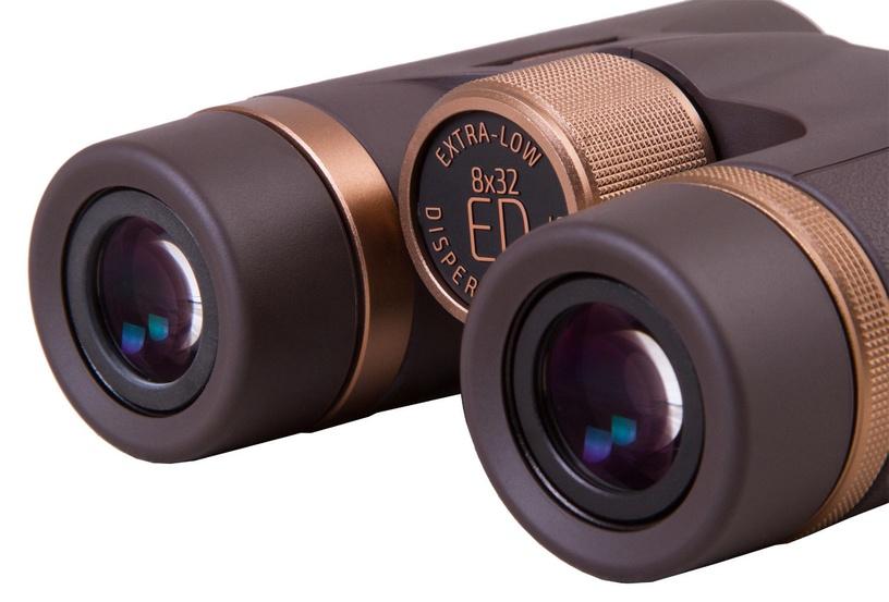 Levenhuk Vegas ED 8x32 Binoculars