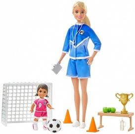 Mattel Barbie Soccer Coach GLM47