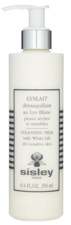 Makiažo valiklis Sisley Botanical Cleansing Milk With White Lily, 250 ml