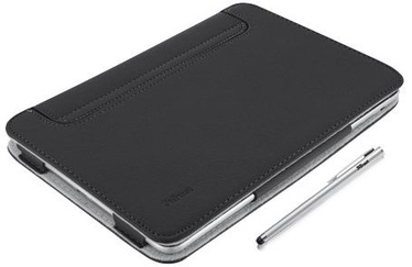 Trust eLiga Elegant Folio Stand with Stylus for iPad mini Black