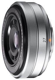 Fujifilm Fujinon XF 27/2.8 Silver