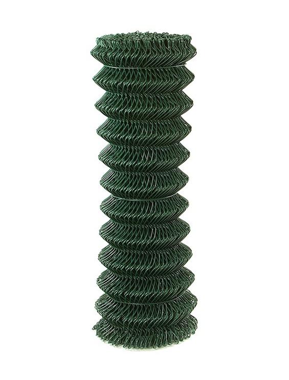 Aiavõrk pvc 2,5x50x50x1500 mm, 25m, roheline